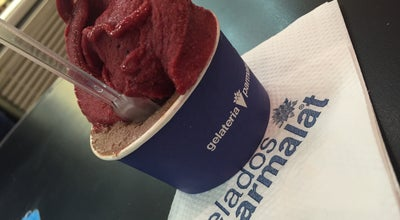 Photo of Ice Cream Shop Gelateria Parmalat at Shopping Sp Market, São Paulo 04795-000, Brazil