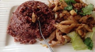 Photo of Thai Restaurant Vanda Siam Kitchen Restaurant at 668 Sacramento St, San Francisco, CA 94111, United States
