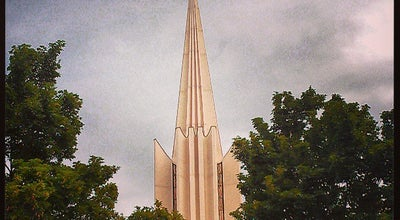 Photo of Temple Jordan River Utah Temple at 10200 S 1300 W, South Jordan, UT 84095, United States