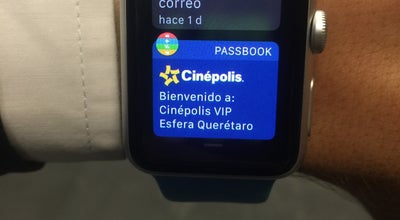 Photo of Movie Theater Cinepolis VIP at Plaza De Toros, Queretaro, Mexico