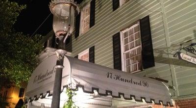 Photo of American Restaurant 17Hundred90 Inn & Restaurant at 307 E President St, Savannah, GA 31401, United States