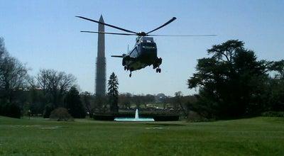 Photo of Park South Lawn - White House at 1600 Pennsylvania Ave Nw, Washington, DC 20500, United States