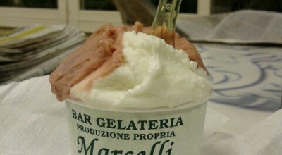 Photo of Ice Cream Shop Gelateria Marselli at Via Tripoli 110, Rimini, Italy