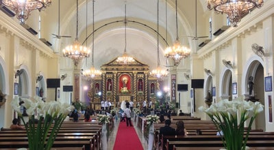 Photo of Church Santuario de San Antonio Parish at Mckinley Rd, Forbes Park, Makati City 1200, Philippines