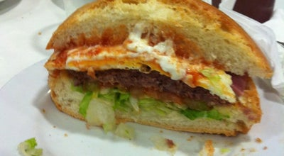 Photo of Burger Joint Frankfurt at C/ Gorbea, 19, Vitoria 01008, Spain