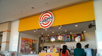 Photo of Ice Cream Shop Chiquinho Sorvetes at Center Shopping, Uberlândia 38405-140, Brazil