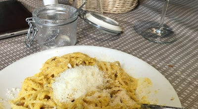 Photo of Italian Restaurant Osteria Saporedivino at Via Roma 45, Desenzano Brescia 25015, Italy