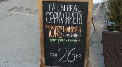 Photo of Coffee Shop Kaffebrenneriet at Dronningens Gate 9, Trondheim, Norway