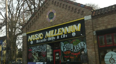 Photo of Electronics Store Music Millennium at 3158 E Burnside St, Portland, OR 97214, United States