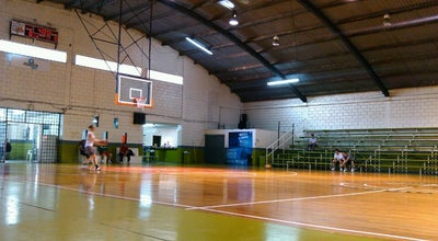 "Photo of Basketball Court Gimnasio Ernesto ""Pajarito"" Ruiz at Los Alamos, Tijuana, Mexico"