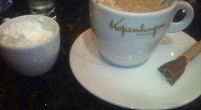 Photo of Cafe Kopenhagen at Litoral Plaza Shopping, Praia Grande 11726-000, Brazil