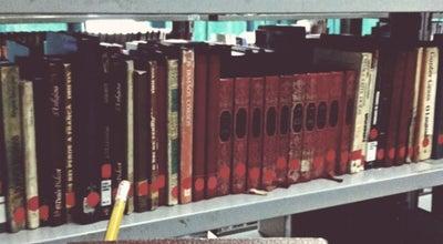 Photo of Library Biblioteca Arthur Vianna at Centur, Belém 66035-340, Brazil