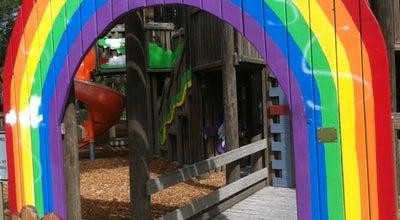 Photo of Playground Rainbow Park at Ormond Beach, FL 32174, United States