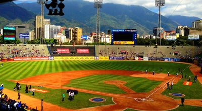 Photo of Baseball Stadium Estadio Universitario de Caracas at Ciudad Universitaria De Caracas, Caracas, Venezuela