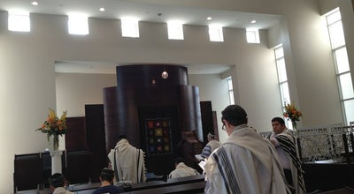 Photo of Synagogue Kehilat Chovevei Tzion at 9220 Crawford Ave, Skokie, IL 60076, United States