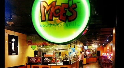 Photo of Burrito Place Moe's Southwest Grill at 7541 W Sand Lake Rd, Orlando, FL 32819, United States