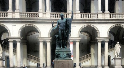 Photo of Art Museum Pinacoteca di Brera at Via Brera 28, Milano 20121, Italy
