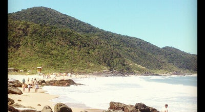 Photo of Beach Praia Vermelha at Penha, Brazil
