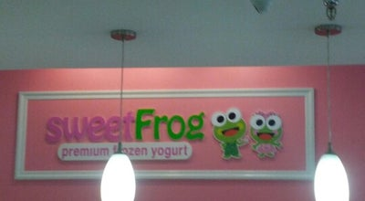 Photo of Dessert Shop SweetFrog at 55 Catoctin Cir Ne, Leesburg, VA 20176, United States