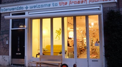 Photo of Furniture / Home Store The Frozen Fountain at Prinsengracht 645, Amsterdam 1016 HV, Netherlands
