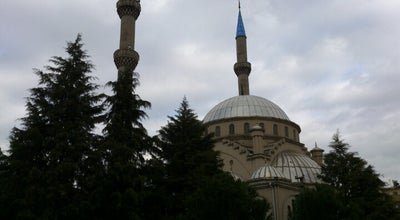 Photo of Mosque Çamlık Fatih Camii at Şehit Dr. Munise Özcan Cd. Çamlaraltı Mh. No: 5a, Denizli, Turkey