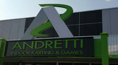 Photo of Racetrack Andretti Indoor Karting & Games at 1255 Roswell Rd, Marietta, GA 30062, United States