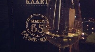 Photo of Bar Kelder 65 at Nieuwestad 65, Leeuwarden 8911CK, Netherlands