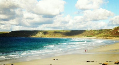Photo of Surf Spot Sennen Cove at Cove Hill, Sennon, United Kingdom