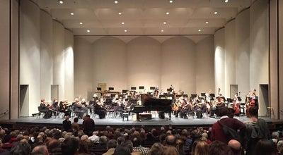 Photo of Concert Hall Wichita Symphony Orchestra at 225 W Douglas Ave, Wichita, KS 67202, United States