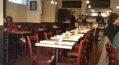 Photo of Tapas Restaurant La Boca at 72 West Marcy Street, Santa Fe, NM 87501, United States