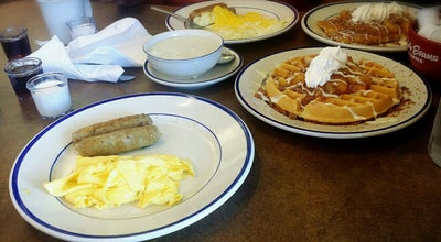 Photo of American Restaurant Bob Evans Restaurant at 10119 Horace Ave, Tampa, FL 33619, United States