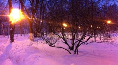 Photo of Park Сквер на Октябрьской улице at Октябрьская Ул., Вологда, Russia