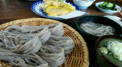 Photo of Food 峠のそば屋 美雪荘 at 永江7923-6, 中野市, Japan