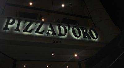 Photo of Pizza Place Pizzad'Oro at Av. José De Souza Campos, 43, Campinas 13025-320, Brazil
