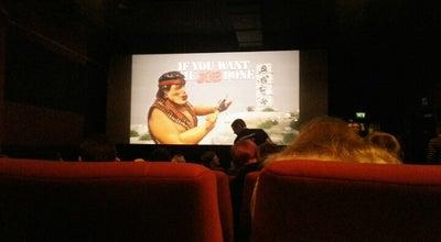 Photo of Indie Movie Theater Niagara at Kehräsaari, Tampere, Finland