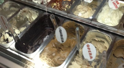 Photo of Ice Cream Shop Gelateria Slurp at Via Giuseppe Garibaldi, Sanremo 18038, Italy