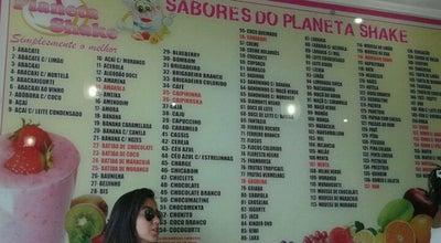 Photo of Dessert Shop Planeta Shake at Praça Raul Soares, Nº 17, Centro, São João del-Rei, Brazil