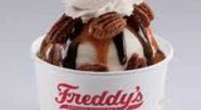 Photo of American Restaurant Freddy's Frozen Custard & Steakburgers at 9809 S Eastern Ave, Las Vegas, NV 89183, United States
