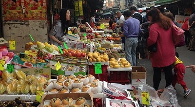 Photo of Farmers Market Kowloon Wholesale Fruit Market at Waterloo Rd, Yau Ma Tei, Hong Kong
