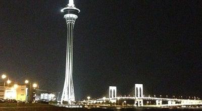 Photo of Scenic Lookout Macau Tower 澳門旅遊塔 at Largo Da Torre De Macau, Macau, Ch, China