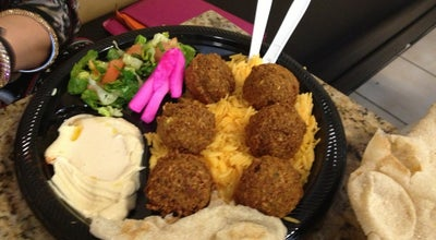 Photo of Mediterranean Restaurant Joe's Falafel at 3535 Cahuenga Blvd W, Los Angeles, CA 90068, United States