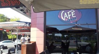 Photo of Cafe Cafe West at Бул. Пещерско Шосе 38, Жк. Христо Смирненски, Plovdiv 4002, Bulgaria