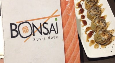 Photo of Sushi Restaurant Bonsai Sushi House at Av. Maria Lacerda Montenegro, 1010., Parnamirim 59152-600, Brazil