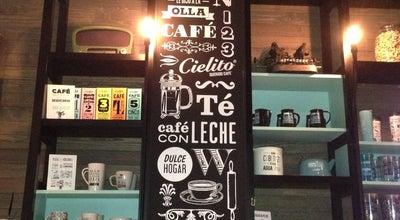 Photo of Coffee Shop Cielito Querido Café at Michoacan 126, Cuauhtémoc, Mexico