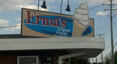 Photo of Ice Cream Shop Erma's Frozen Custard at 6451 Auburn Rd, Shelby Township, MI 48317, United States