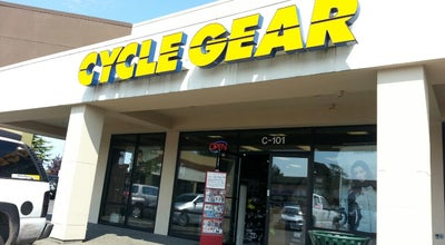 Photo of Motorcycle Shop Cycle Gear at 2501 S 38th St, Tacoma, WA 98409, United States