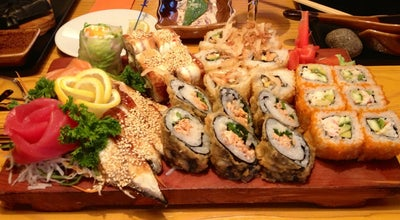 Photo of Sushi Restaurant Тануки at Ул. Фридриха Энгельса, 7, Воронеж, Russia