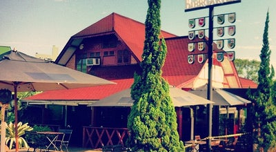 Photo of German Restaurant Biergarten at R. Visconde De Taunay, 1183, Joinville 89203-005, Brazil