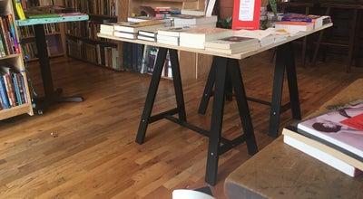 Photo of Bookstore Topos Books & Café at 788 Woodward Ave, Ridgewood, NY 11385, United States