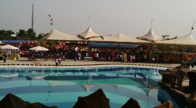 Photo of Pool Grand Taruma Leisure Waterpark at Karawang Barat, Indonesia